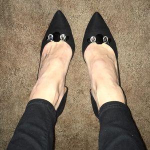 Stunning rhinestone shoe clip!! Must see😍